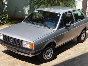 Volkswagen Voyage Ls 1985 - Excelente E Placa Preta