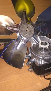 Motor Ventilador Con Base Con Pala De 30 Cm