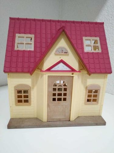 Casa Sylvanian Families Cosie Cottage Starter Completa