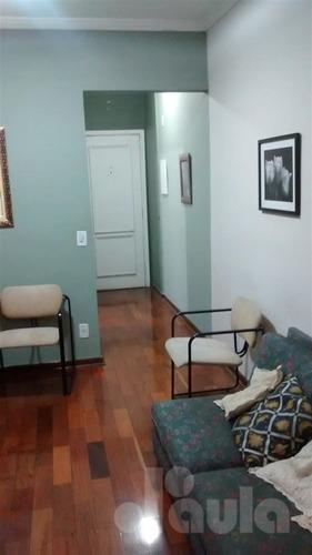 Imagem 1 de 12 de Apartamento Mobiliado 1 Dormitório Vila Alzira Em Santo Andr - 1033-11010