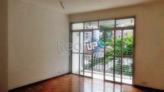 Apartamento Com 3 Quartos Para Alugar No Jardim Botânico Em Rio De Janeiro/rj - 2386