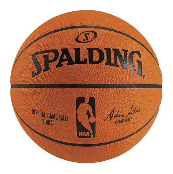 Balon Basketball Spalding Nba Game Series Oficial // Bamo