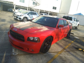 Dodge Charger 6.1l Srt 8 Equipado V8 Super Bee At 2009