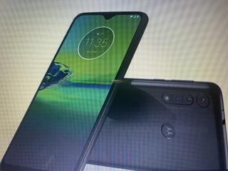 Celular Moto G8 Play Con At&t Nuevo Sin Abrir Sellado
