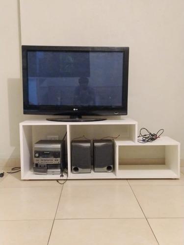 Mesa Para Tele Smart Lcd Led Consolas
