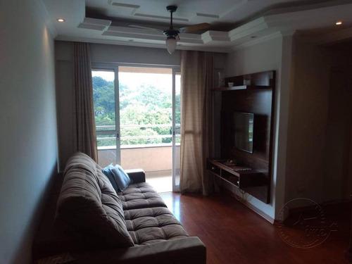 Apartamento Com 2 Dormitórios À Venda, 67 M² Por R$ 340.000,00 - Jardim Barueri - Barueri/sp - Ap1640