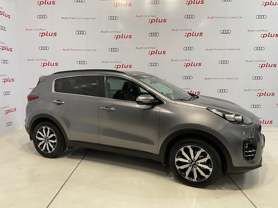 Kia Sportage 2.0 L Ex Pack At 2017