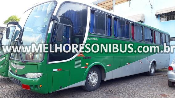 Ônibus Motor Dianteiro 1050 G6 - Mb Of-1722 - Ano 2009