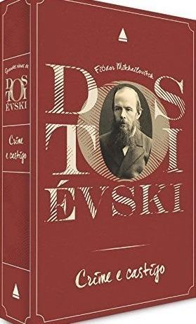 Crime E Castigo Livro Fiódor Dostoiévski Frete Grátis