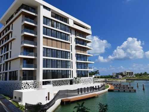 Ideal Departamento Ambueblado En Renta En Allure, Puerto Cancún