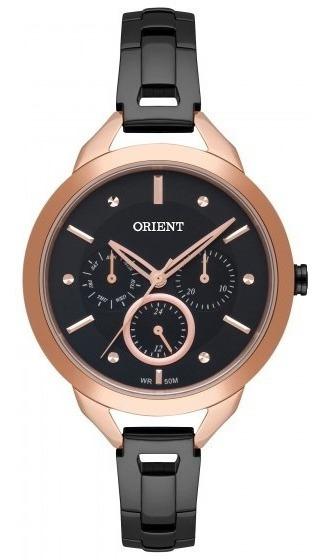 Relógio Orient Ftssm040 P1px Feminino Dour Rosê - Refinado