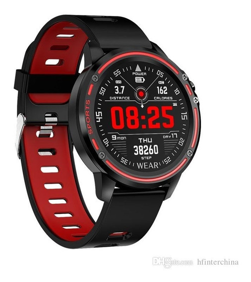 Smartwatch L8 Relógio Inteligente Bluetooth Envio Imediato