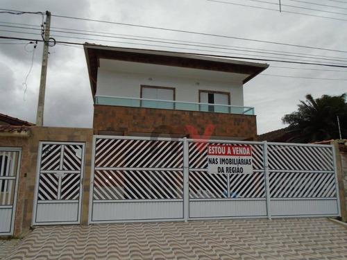Sobrado À Venda, 57 M² Por R$ 220.000,00 - Vilamar - Praia Grande/sp - So0099