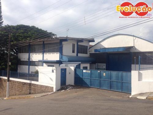 Galpão Industrial/ Comercial - Vila São Caetano - Ga0137