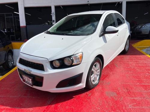 Imagen 1 de 9 de Chevrolet Sonic 2012 C Aa Ee At