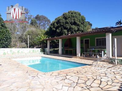 Chácara Com 3 Dormitórios À Venda, 11000 M² Por R$ 410.000 - Ch0321