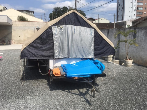 Carretinha Trabucar Kabana Camp
