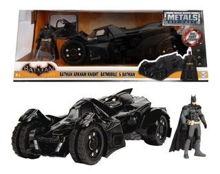 Fig Batman Batimovill Arkham Knight Jada Sellado 1:24 Ofert