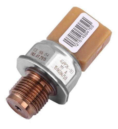 Sensor De Presión Common Rail Vw Original Amarok