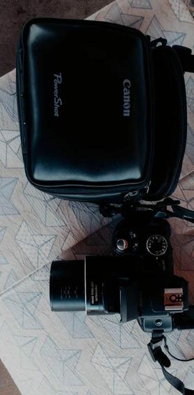 Camera Semi Profissional Marca Canon