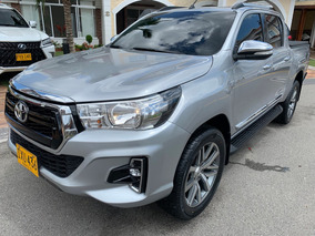Toyota Hilux Hilux Srv Automatica 2.8 Rocco 2017