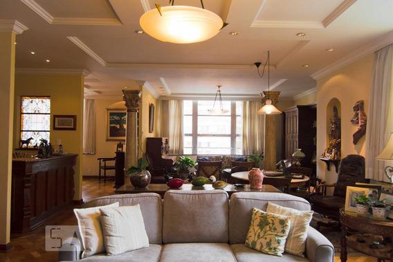 Apartamento Para Aluguel - Santa Cecília, 4 Quartos, 275 - 893023521