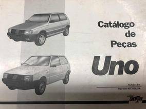 Catálogo Peças Reposição Fiat Uno S Cs Sx Uno 1.5r