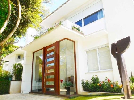 Casa 3 Suítes Alto Padrão Em Condomínio Fechado No Alto Da Boa Vista - 375-im115714