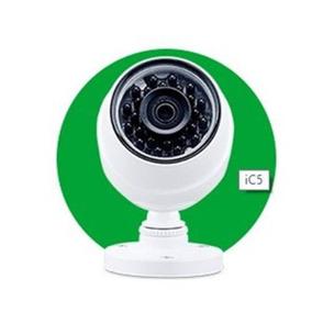 Camera Seguranca Intelbras Ic5 Wi-fi Externa Wi-fi Hd5 Acess