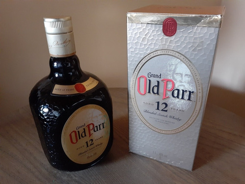 Whisky Old Parr 12 Años Litro