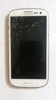 Samsung Galaxy S3 I535v Con Detalle
