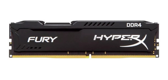 Memoria Gamer 4gb Ddr4 2133mhz Kingston Hyperx Fury
