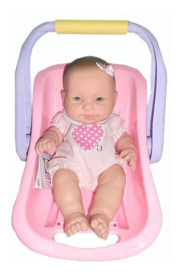 Boneca Bebê Conforto La New Born - Cotiplás