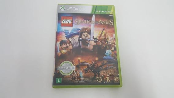 Jogo Lego O Senhor Dos Anéis - Xbox 360 - Original
