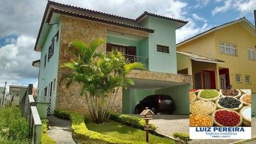 Casa A Venda Em Condomínio De 360 M² Em Mogi Das Cruzes, Sp. - 637