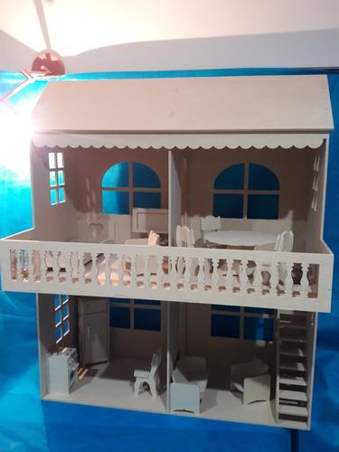 Casa + 13 Muebles Fibrofacil Oferta !!!