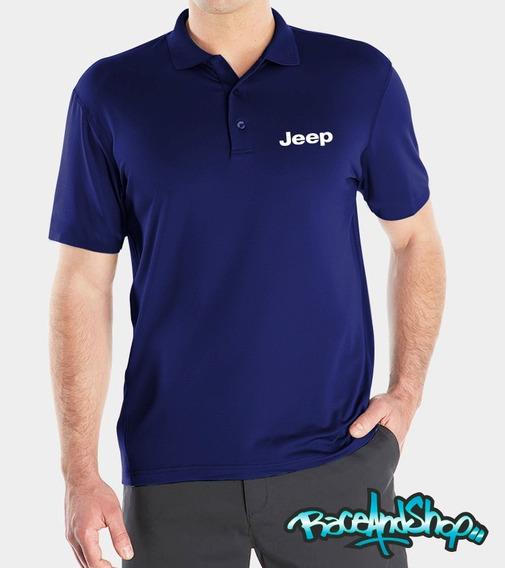 Playera Premium Tipo Polo Dryfit Envio Gratis!! Jeep