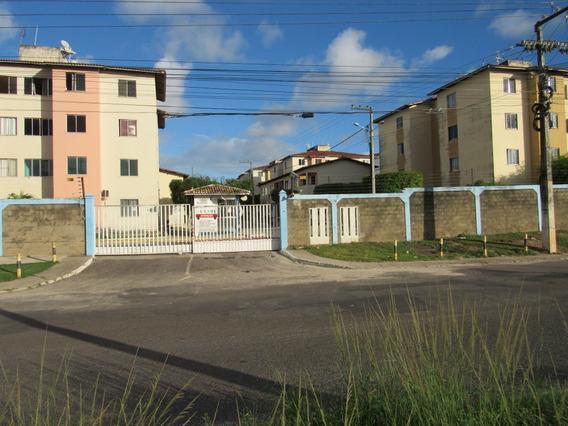 Apt No Cond Villa Vitoria, Com +-52m² No Bairro Jabotiana Prox A Ufs - Ca648