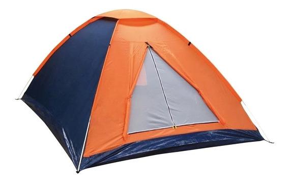 Barraca De Camping Panda 4 Pessoas 155152 Nautika