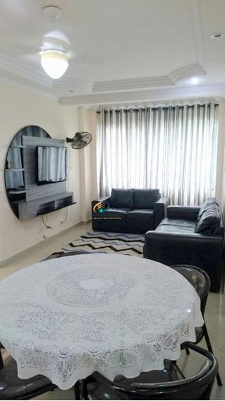 Apartamento Para Alugar No Bairro Pitangueiras Em Guarujá - - En438-3