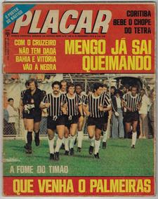 1974 Revista Placar Nº 248 Ed Abril Pôster Náutico Campeão