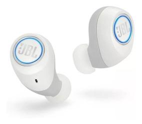 Fone Ouvido Jbl Free Bluetooth Original Nota Fiscal Lançam