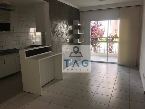 Apartamento 2 Quartos Para Alugar - Vila Ipê - Campinas/sp - Ap0514