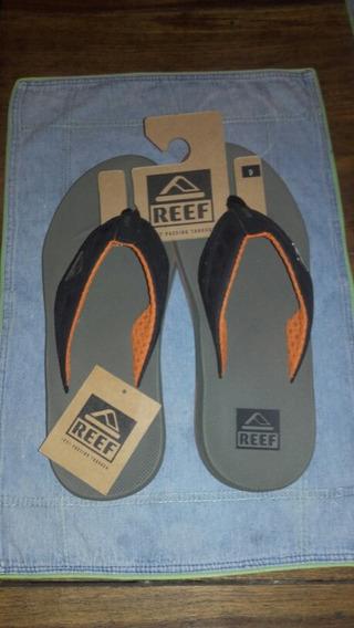 Ojotas Reef Hombre Phantoms Sin Uso
