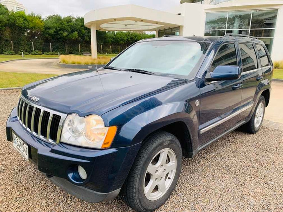 Jeep Grand Cherokee 2007 4.7 Limited 5p