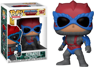 Funko Pop! Stratos #567 - Zona Oeste - En Stock!
