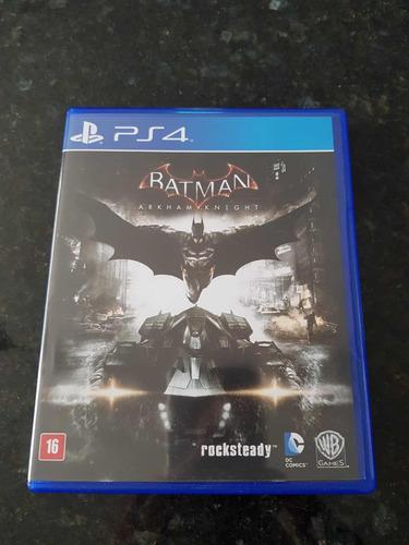 Jogo Ps4 Batman