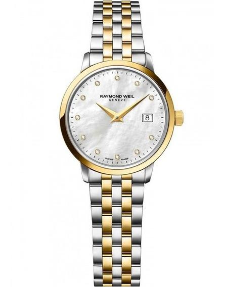 Reloj Raymond Weil Toccata Para Dama Rw5988stp97081