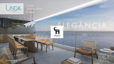 Pré-lançamento Em Ondina, Antigo Salvador Praia Hotel. Oportunidade Para Investidor! - Ap02622 - 33957335
