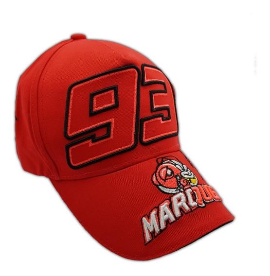 Boné Repsol Marc Marquez 93 Piloto Honda Moto Gp Cbr 1000rr Fireblade